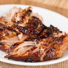 Slow Cooker Balsamic Pork