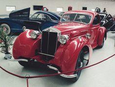 1938 Lancia Astura Aerodinamica Castagna