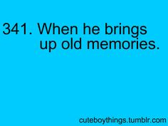 Our memories are the best...<3