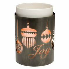 Scentsy Wrap Joy to the World (WARMER NOT INCLUDED) by Scentsy. $20.00. holiday decoration