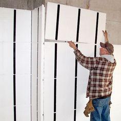 Best basement wall options
