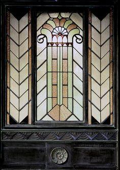 Art Deco - Block Court, Collins Street, Melbourne.