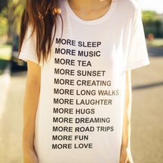 Life Goals T Shirt - Freshtops Marketplace
