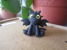 How to Train Your Dragon JumpingClay