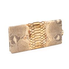 Shop authentic Christian Dior Lady Dior Python Clutch at revogue for just  USD 650.00 cba432dd5e08c