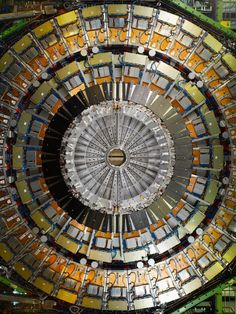 CERN - European Center for Nuclear Research - Large Hadron Collider, Geneva, Switzerland. Photo by James Brittain/Corbis