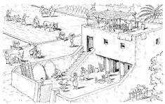 dom w starożytnym Egipcie