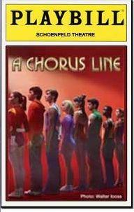 JK's TheatreScene: A Chorus Line and Chicago: America's Greatest Musical Rivals