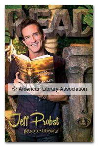 Jeff Probst Poster - Posters - Products for Young Adults - ALA Store
