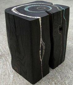 Bloc - Burned Wood