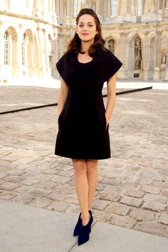 Paris Fashion Week 2014 | Dior Show | Marion Cotillard