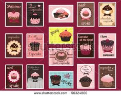 Cupcake Vector Stock Photos, Images, & Pictures | Shutterstock