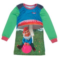 Mim-pi kids clothes dress with gnome - design by Studio Bliq Dress Outfits, Kids Outfits, Toddler Girl Dresses, Toddler Girls, Navy And Green, Gnomes, Digital Prints, Kids Fashion, Shirt Dress