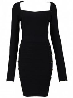 Black Fashion Beaded Sexy Bandage Dress H497 http://www.udobuy.com/goods-11869.html#.UrUw39LEeeo