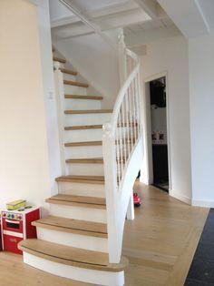 Open Trap Dicht Maken | Traprenovatie Open & Dicht Trappen | stairs ...