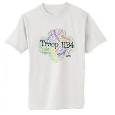 Custom Order for Girl Scout Troop 1134 23b17332e60