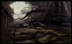.:MotorStorm 2 Concept Art:.by sundragon83 Digital Art / Drawings & Paintings / Landscapes & Scenery©2008-2014 sundragon83 Some very early MotorStorm 2 concept art