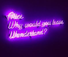 Quotes and inspiration QUOTATION – Image : As the quote says – Description Alice in Wonderland Neon Quote Sharing is love, sharing is everything The Words, Neon Words, Neon Quotes, 365 Quotes, Purple Aesthetic, Lavender Aesthetic, Aesthetic Dark, Neon Lighting, Neon Signs