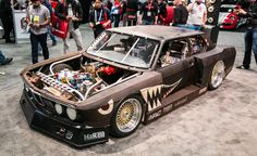 Here are our favorite finds after stalking the aisles on the second day of the 2015 SEMA show in Las Vegas. See them all at Car and Driver.