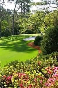 Augusta National 16th Hole This Hole Is Where The Anticipation Builds Pinnitdream9holes Pinnitgolf Golf Courses Golf Course Photography Best Golf Courses