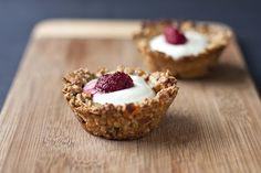 Muffin Tin Mania: Granola Cups and a Hemp Giveaway