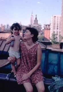New York Mother 1970's