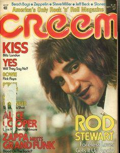 Creem September 1976