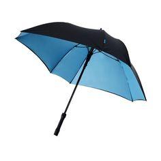 """Parapluie carré 23"""" de Marksman."""