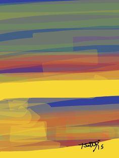 SEASCAPE Series. Sunrise