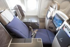 Brussels Airlines new Business Class http://travel.bart.la/2012/06/09/brussels-airlines-new-business-class-new-york-jfk-brussels/