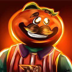 Fortnite: Tomatohead Most meme-looking character in the game Fan Art, Best Gaming Wallpapers, Epic Games Fortnite, Tech Art, Ice King, Art Folder, Nintendo, Video Game Art, Fantasy Art