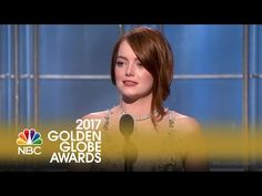"""""""Hope and creativity are two of the most important things in the world."""" - Emma Stone An inspiring film about choosing your path and following your dreams, and an inspiringly humble speech by Emma Stone for all creative dreamers and aspirers."""