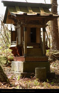 Hokora Shrine. Nikkō Tōshō-gū. Nikkō, Tochigi Prefecture, Japan.