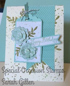What I love #Stampin Up!