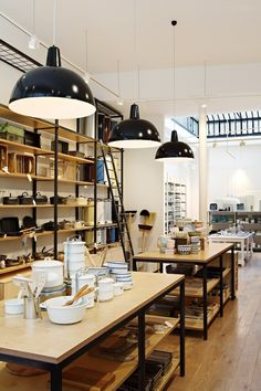 La Trésorerie: A New Interiors Shop in Paris : Remodelista