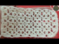 Crochet Crocodile Stitch, Crochet Stitches, Crochet Patterns, Filet Crochet, Knit Crochet, Crochet Video, Task To Do, Diy And Crafts, Lily