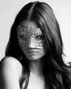 Colombina Macrame Gold Masquerade Mask. vivomasks.com Lace Masquerade Masks, Gold 1, Confident Woman, Halloween Face Makeup, Feminine, Jewels, Lady, Women, Women's