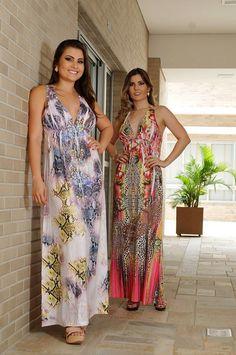 Vestidos Lojas Vinco - Coleção Verão 2014/2015