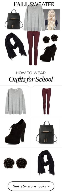 """""""Untitled #2"""" by gillian-oreilly on Polyvore featuring 8, New Look and Erica Lyons"""