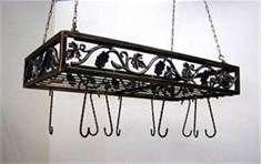pot racks hanging - Bing Images