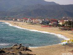 #Sarti #szállás: milyen típusú szállást válasszak? Apartments, Marvel, Beach, Water, Outdoor, Gripe Water, Outdoors, The Beach, Beaches
