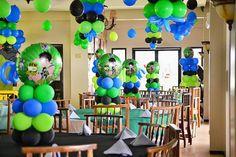 Benten baloon decoration