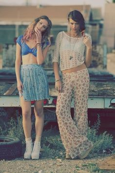 Totally in love with hipster outfit on right !!!!!!!