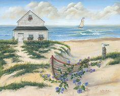 Beach Cottage II (Pam Britton)
