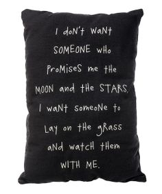 'Moon and the Stars' Throw Pillow