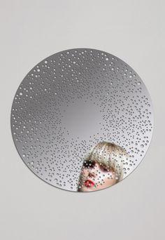 laser cut mirror