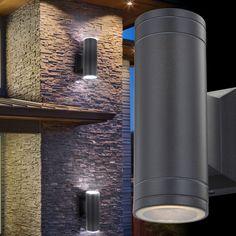 1000 ideas about eclairage led exterieur on pinterest for Luminaire exterieur mural design