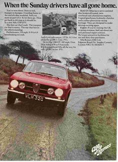Alfa Romeo - adv