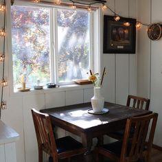 oak.moss - Twinkle light season is here.  Looks so cozy.