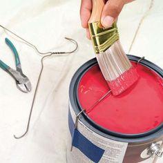 11 smarta knep som förenklar när du ska måla